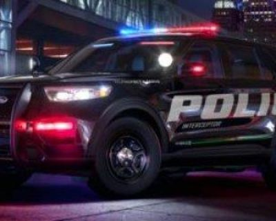 Pre-Owned 2020 Ford Police Interceptor Utility AWD Hybrid AWD Sport Utility
