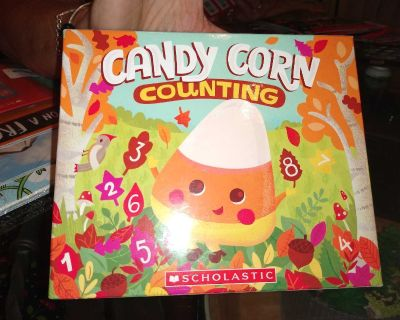 Candy Corn Counting Game. NEW