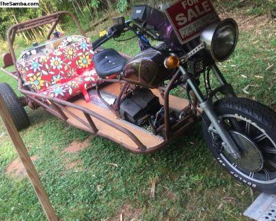 VW Buggy Trike (Rat Rod)