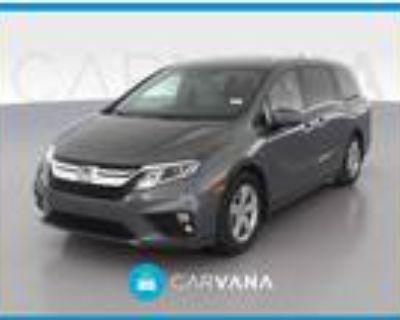 2019 Honda Odyssey Gray, 47K miles