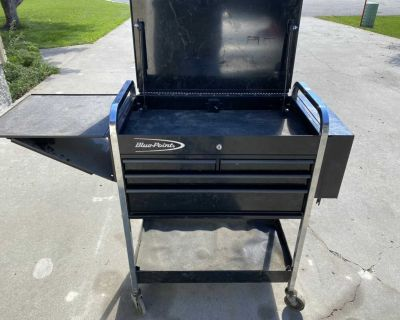 Blue Point (Snap On) service cart