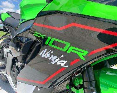 2021 Kawasaki Ninja ZX-10R KRT Edition Supersport Orlando, FL