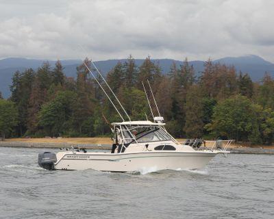 2017 Grady-White Marlin 300