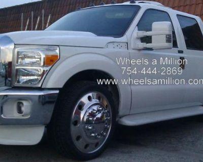 24 Dually Alcoa Classic Wheels Semi Ford Dodge Chevy Rims
