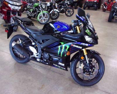 2021 Yamaha YZF-R3 ABS Monster Energy Yamaha MotoGP Edition Supersport Belvidere, IL