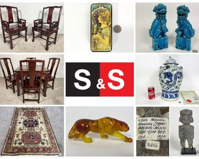Hillcrest Collector's Estate Auction Moved To Oceanside