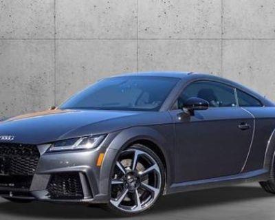 2018 Audi TT RS Standard