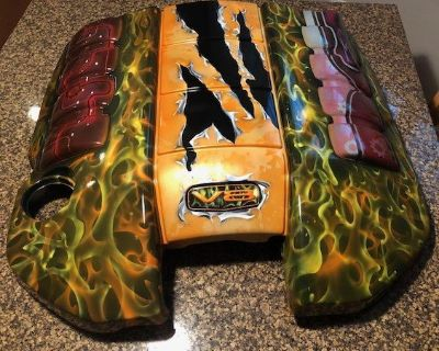 Custom Painted LS3 Engine Cover for SS