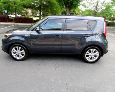 Pre-Owned 2014 Kia Soul ! Front Wheel Drive Wagon