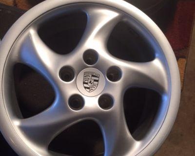 WTB- 993 WB Hollow Spoke Turbo Twist wheels