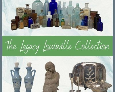 The Legacy Louisville Collection-Miscellaneous Treasures Collected Over The Years