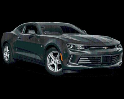 Pre-Owned 2017 Chevrolet Camaro 1LT RWD 2D Coupe