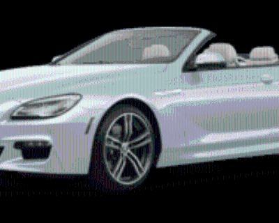 2018 BMW 6 Series 640i
