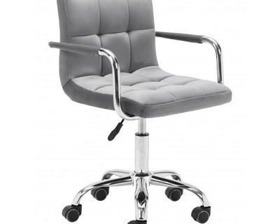 Buy Zuo Furniture Kerry Office Chair Gray | Office Chairs | Graysonliving.com