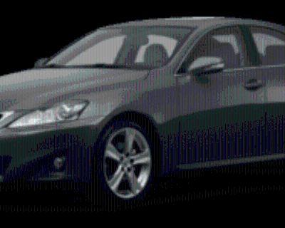 2013 Lexus IS IS 250