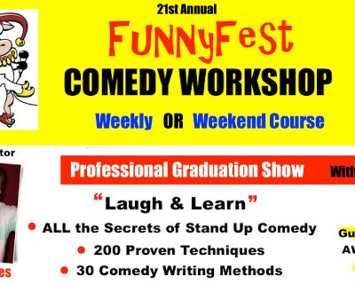 Stand Up Comedy Workshop - Stand Up Comedy 101