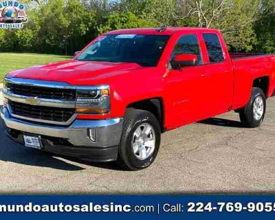 2017 Chevrolet Silverado 1500 Double Cab for sale