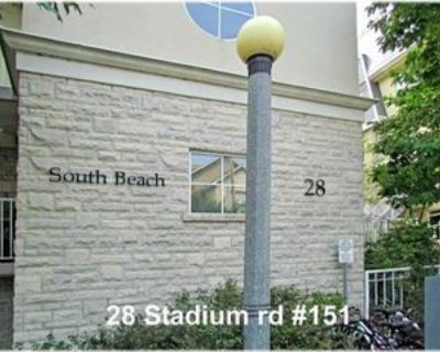 28 Stadium Rd, Toronto, ON M5V 3P4 1 Bedroom Apartment