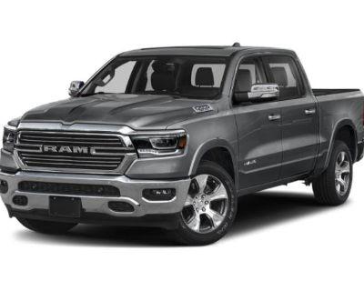 New 2021 RAM 1500 Laramie (In Transit) Crew Cab Pickup