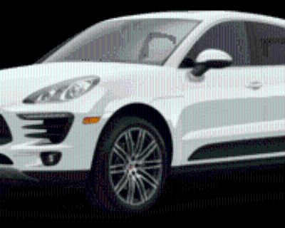 2017 Porsche Macan Standard