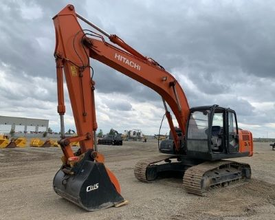 2010 HITACHI ZX200 Excavators