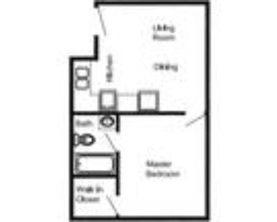 Thunderbird Townhomes and Apartments - 1 Bedroom 1 Bath Apartment