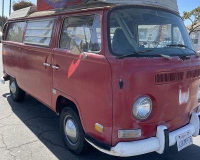 1970 Bus Camper Westfalia