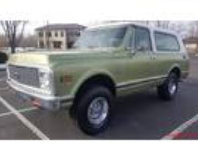 1971 Chevrolet K5 Blazer CST 4 4 V8