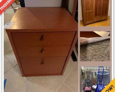 Brookline Moving Online Auction - Centre Street