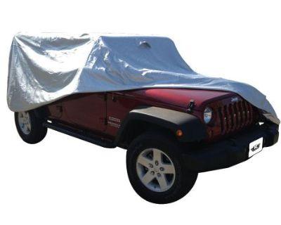 Rampage 2203 Jeep Multiguard Car Cover Fits 07-16 Wrangler (jk)