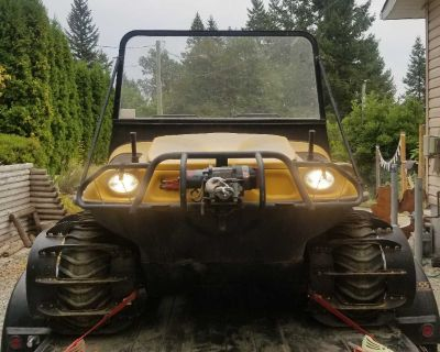 ARGO 6x6 Frontier 650