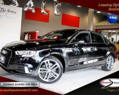2018 Audi A3 Premium Convenience Pkg Panorama Roof 18'' Wheels