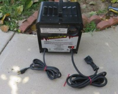 Ez-go Golf Cart Total Charge Iii 36 Volt 21 Amp Adc Battery Charger Free Ship