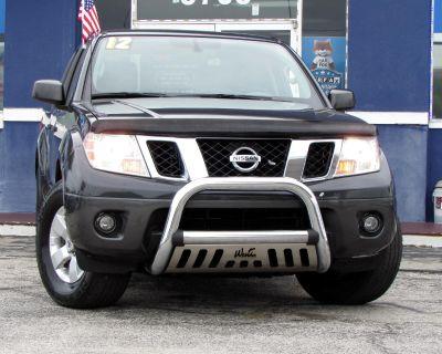 2012 Nissan Frontier 2WD Crew Cab LWB Auto SV