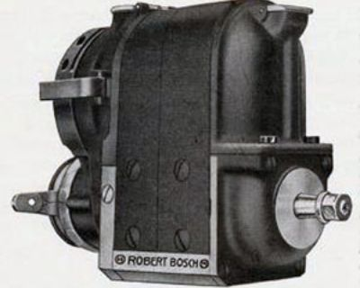 Wanted- Bosch ZR8 or FH8, Magneto