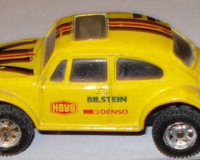 Maisto VW Baja Bug Beetle Yellow Loose