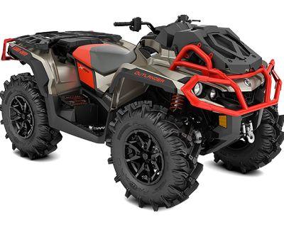 2022 Can-Am Outlander X MR 1000R ATV Utility Leland, MS