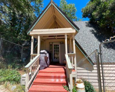A Frame Cabin near Lake Gregory, Crestline, CA