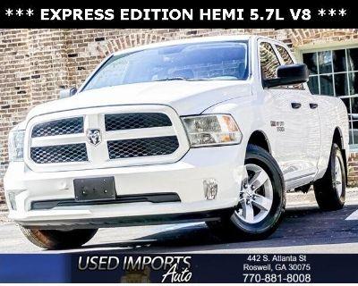 """2016 RAM 1500 2WD Quad Cab 140.5"""" Express"""
