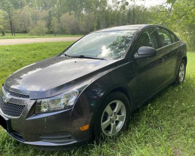 Safetied 2014 Chevy Cruze 2LT turbo