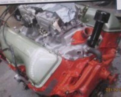 ORIGINAL 1964 Chevrolet 425 Horsepower 2-4 Barrel QB SHORT BLOCK