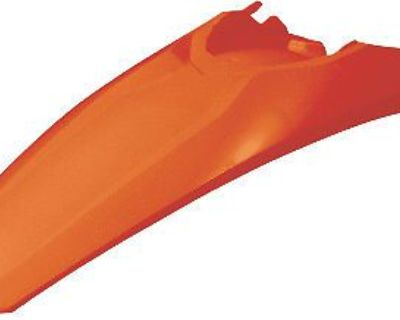 Acerbis Rear Fender (orange) For Ktm 150 Xc 2011-2015