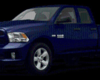 """2012 Ram 1500 Express Regular Cab 6'4"""" Box 4WD"""