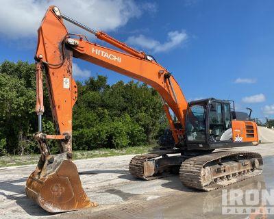 2017 Hitachi ZX300LC-6N Track Excavator