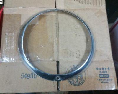 Early ghia headlight ring