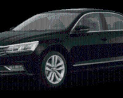 2016 Volkswagen Passat 3.6L V6 SEL Premium