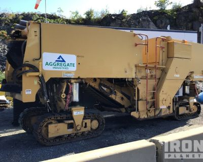 2010 Cat PM201 Tracked Cold Planer