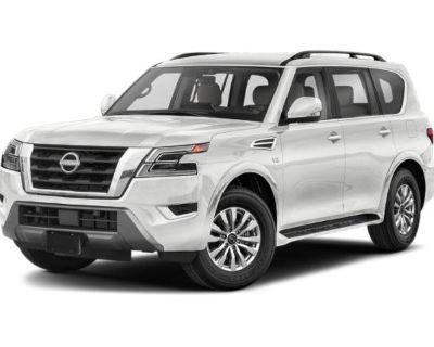 New 2022 Nissan Armada ARMADA PLATINUM With Navigation & 4WD