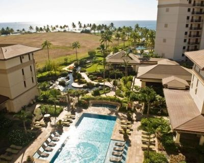 Newly upgraded & painted! Beach Front Ocean View 3BR Luxury Villa1734sqft 7th Fl - Ko Olina