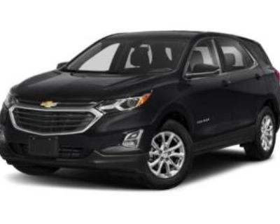 2020 Chevrolet Equinox LT with 1LT FWD